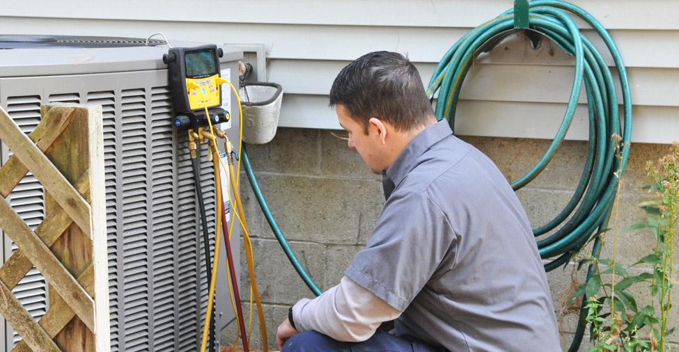 emergency HVAC Service furnace Air conditioning