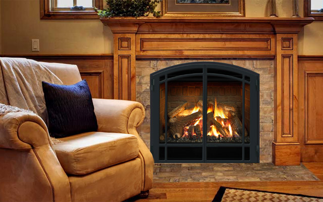 Cleaning A Natural Gas Fireplace